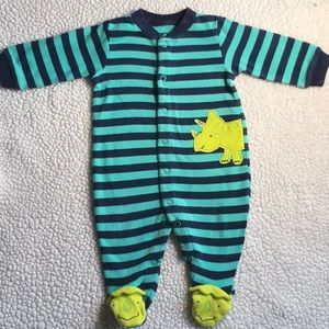 Carter S One Pieces Bundle Of 2 Carters Dinosaur Fluffy